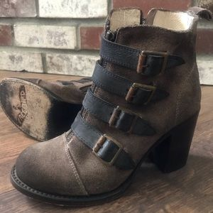 Freebird by Steven Ankle boots